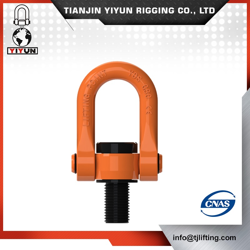 YDS swivel heavy duty shackle