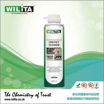 Wilita Contact Cleaner