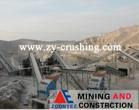 Granite production line
