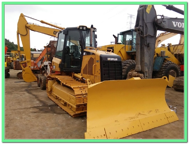 Used Bulldozer With Ripper Caterpillar D8K BullDozer /Used Cat D5K D5H Dozer