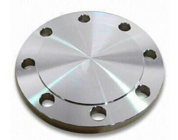 CNC Stainless Steel Blind Flange