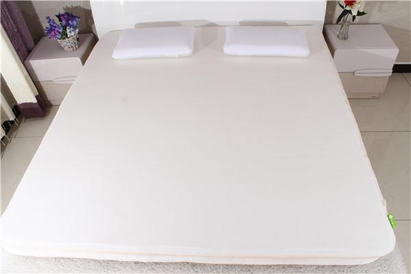 Skylee single china firm bed medical polymer mattress