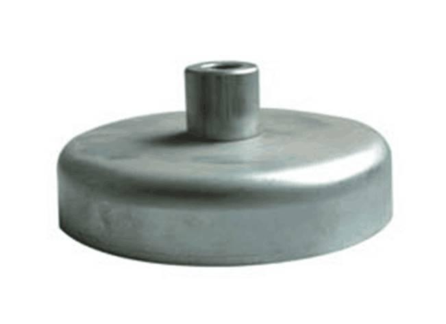 Ferrite Internal Thread Pot Magnet (F72)