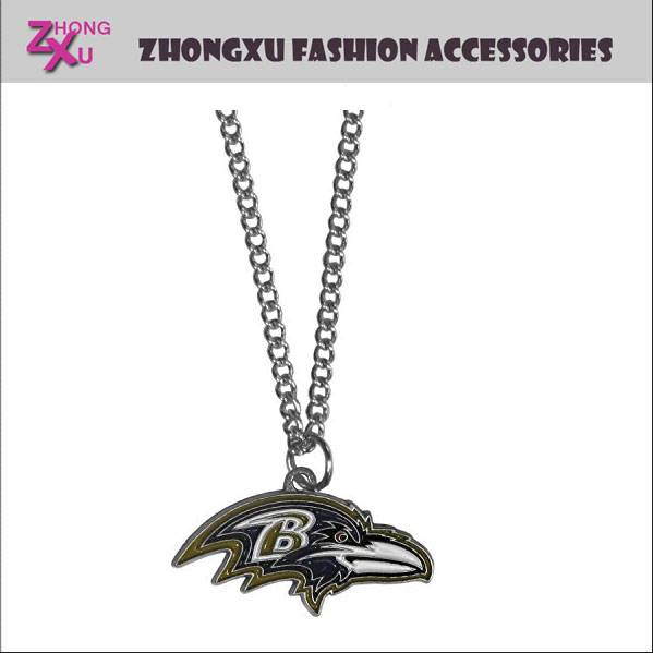 32 teams American football teams NFL necklace jewelry