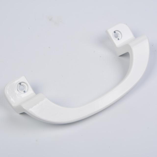 Zinc-alloy door handles-B134
