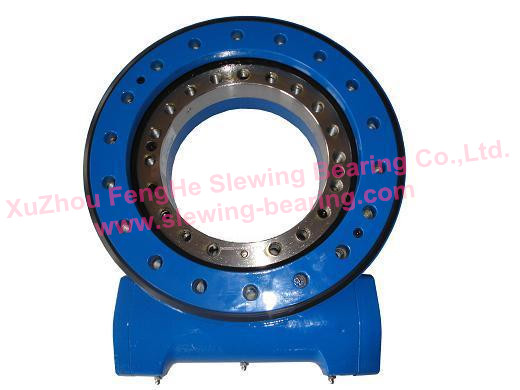 Enclosed Slewing Drive Se25 Worm Gear Slew Drive