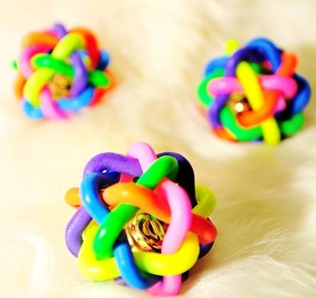 lovable pet toy ball