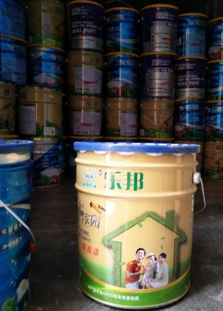 Health Water environmental Latex paint wall coating