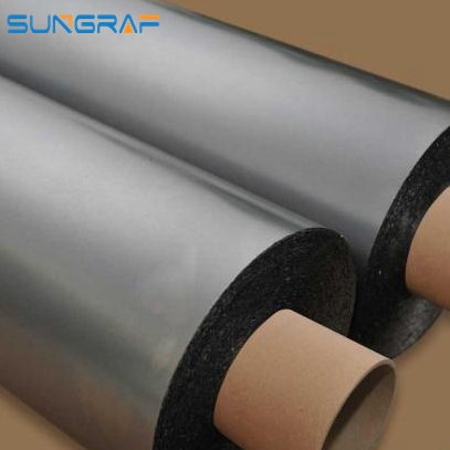 High Thermal Conductivity Flexible Graphite Paper