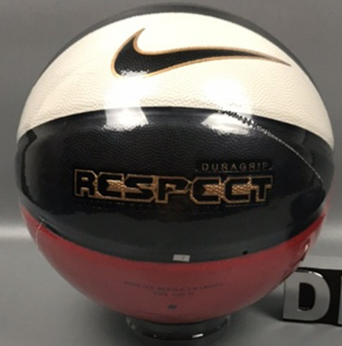 Brand new Nike basketball official size7 leather basketball good at quality