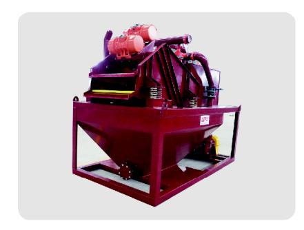 Non-excavation, piling, shield mud purification system APMC50, APMC100, APMC200, APMC250, APMC 500