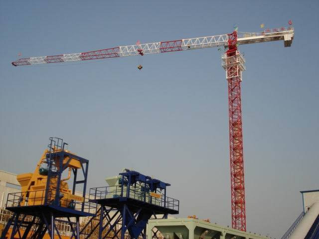 Flat-top tower crane Shandong Hongda Tielishi