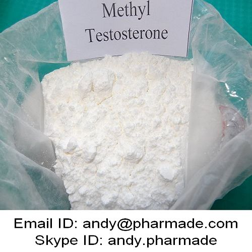 USP31 Methyltestosterone Methyltest 17-Methyltestosterone Powder Muscle Building