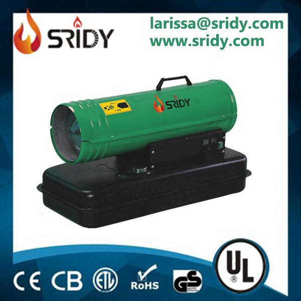 SRIDY heaters greenhosue heating factory heat equipments oil-burning industrial kerosene heaters