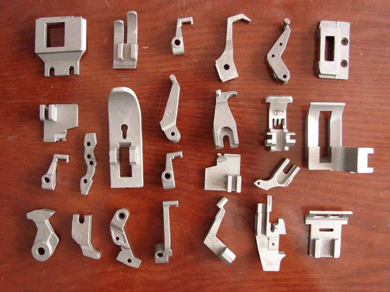 sewing machinery parts,investment casting,precision casting,cast steel,iron casting,OEM,ODM parts