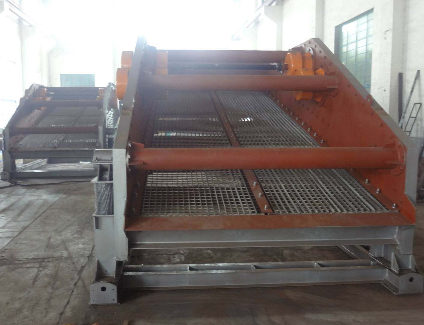 Dewatering Screen for Mining