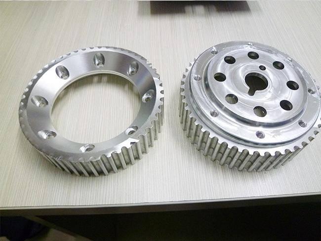 OEM CNC milling & turning metal parts in China
