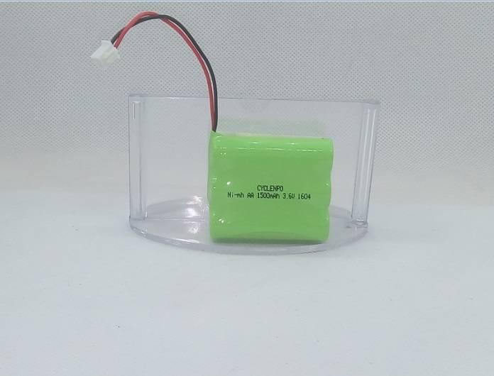 Nimh battery 3.6V AA1500mah