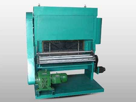 Filter Type Expanded Metal Machine