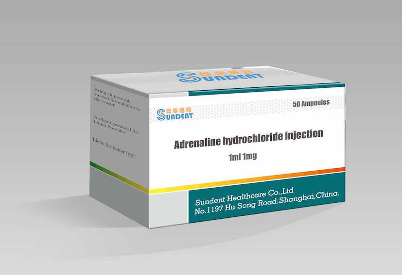 Adrenaline hydrochloride Injection