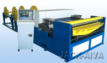 Rectangular Duct forming machine 3