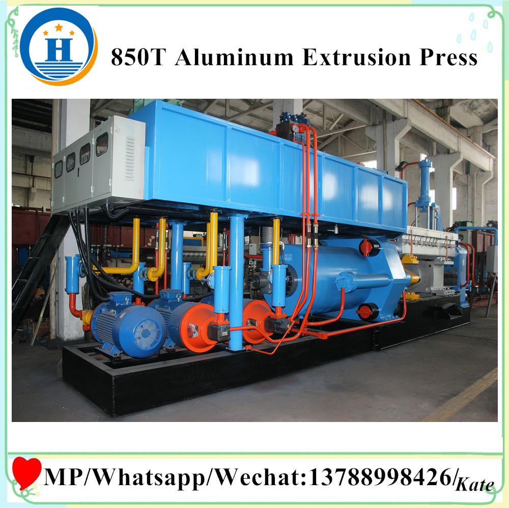 aluminum profile equipenmt manufacturer