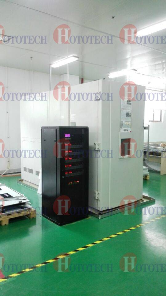 Thermal cycling/Humidity -freeze testing machine (chamber)