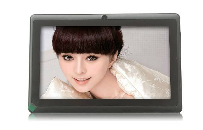 7 Inch Multi-touch screen ,Android4.0,1.2Ghz,1G,8GB  dual core cheap Tablet PC