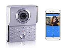 Wifi Doorbell Video Intercom Support IOS/Android System