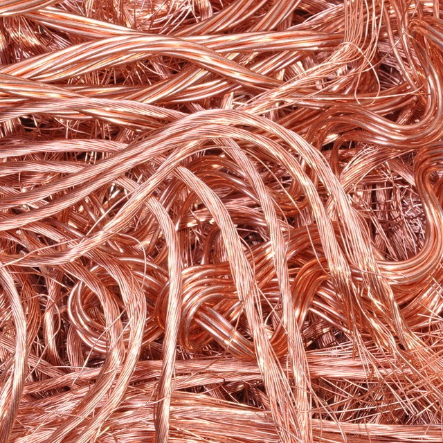 High Quality Mill-berry Copper Wire Scrap updated