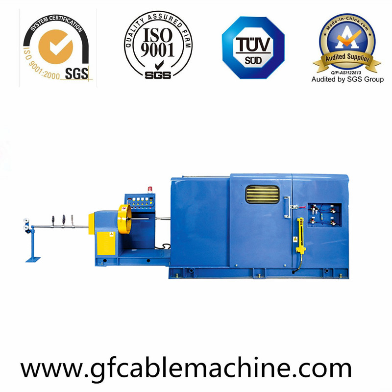 High Speed Frame Single Twisting Machine