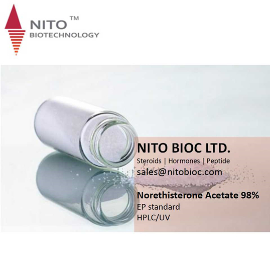 Factory Norethisterone Acetate BP 2009 great effect steriods bulk powder