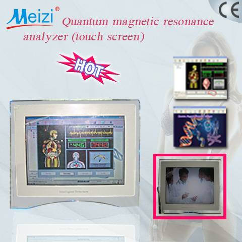 Meizi quantum magnetic resonance analyzer( touch screen) A-08