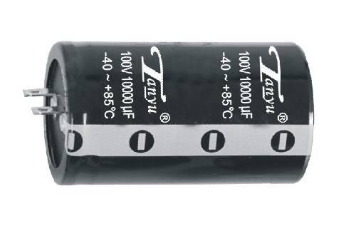 CD13 aluminum electrolytic capacitor