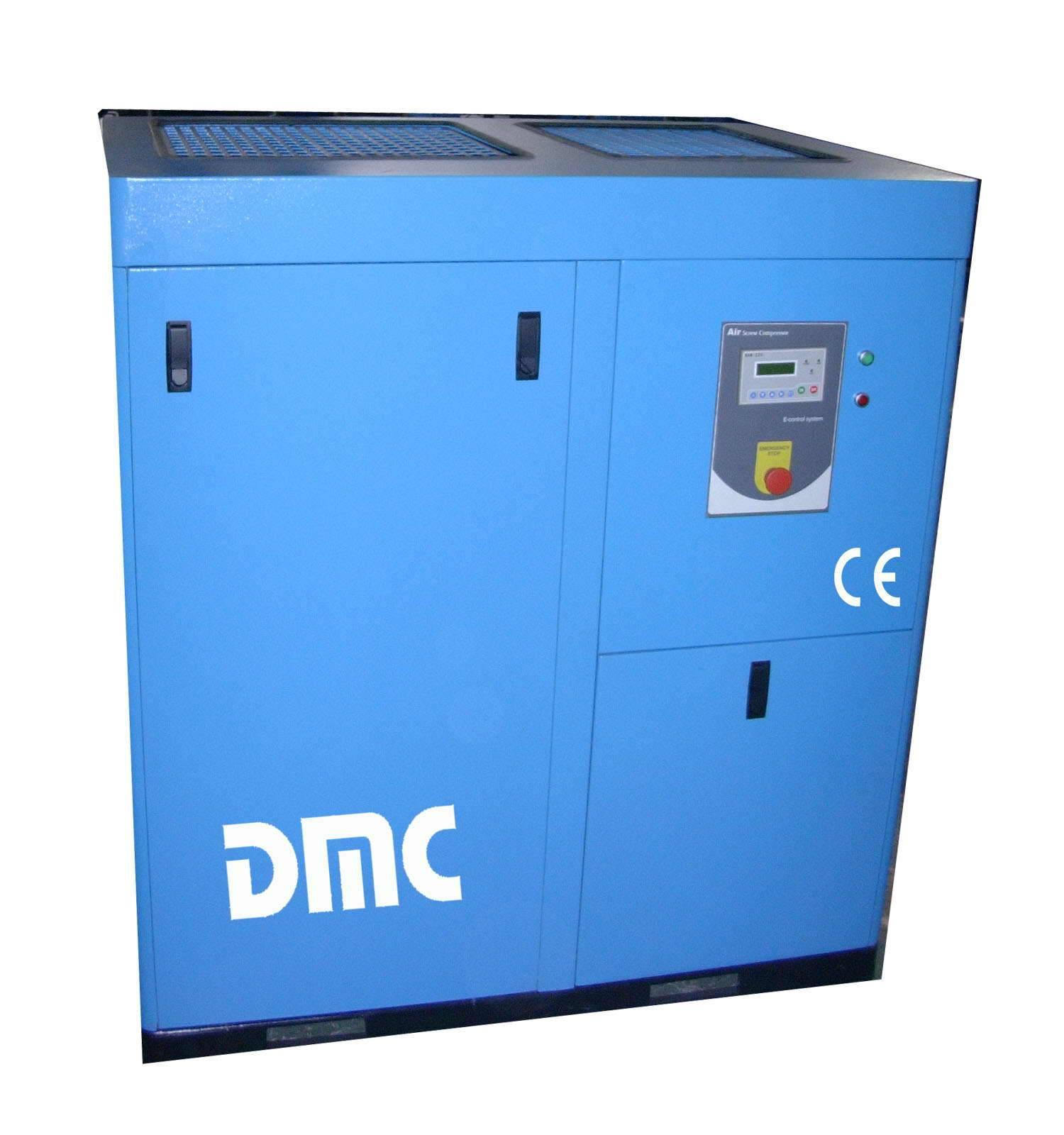 5-10hp screw compressor with build-in dryer