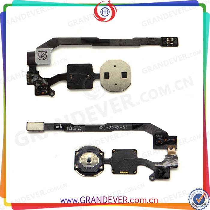 Home Button Flex for iPhone 5S ,for iPhone 5S Home Button with Flex Cable