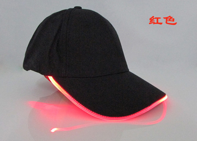 Best Sale LED Gifts On Sale LED Luminous Cap Sports LED Cap