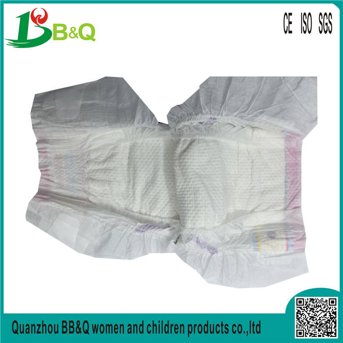 Baby age group baby diaper stock in quanzhou
