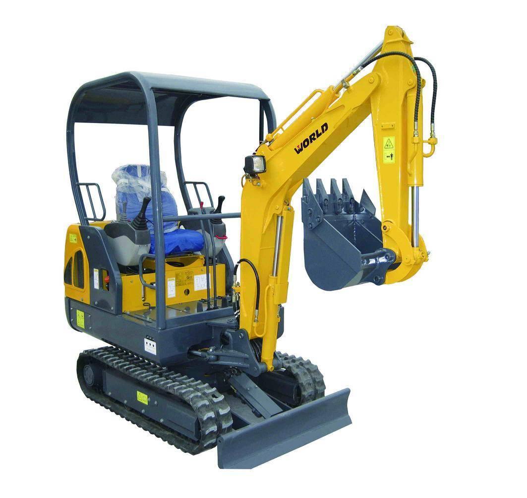 hydraulic excavator W218