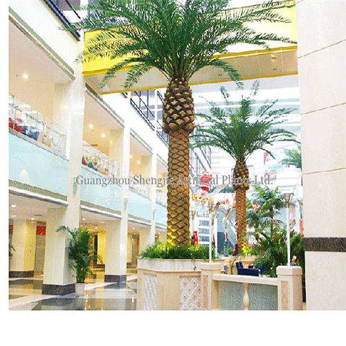 hgih simulation artificial date palm tree(for indoor&outdoor decoration)