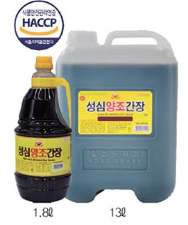 Sungsim Yangjo Soy Sauce