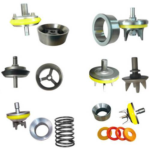 valves, seats, springs & inserts