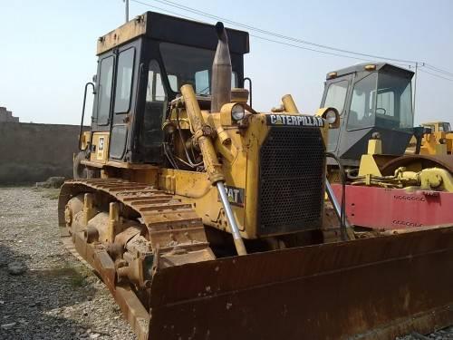 secondhand caterpillar D6D bulldozer