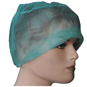 FDA CE disposable surgical cap/doctor cap blue color