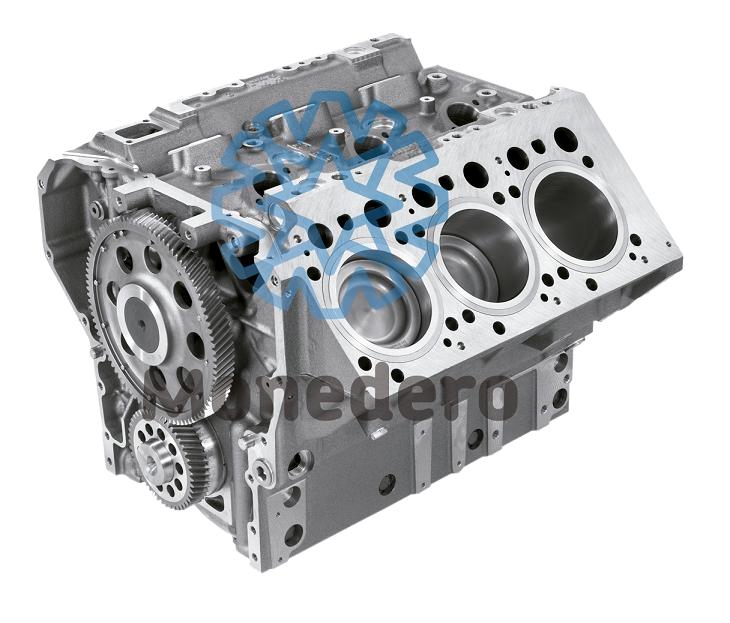 Crankcase MB OM501 LA