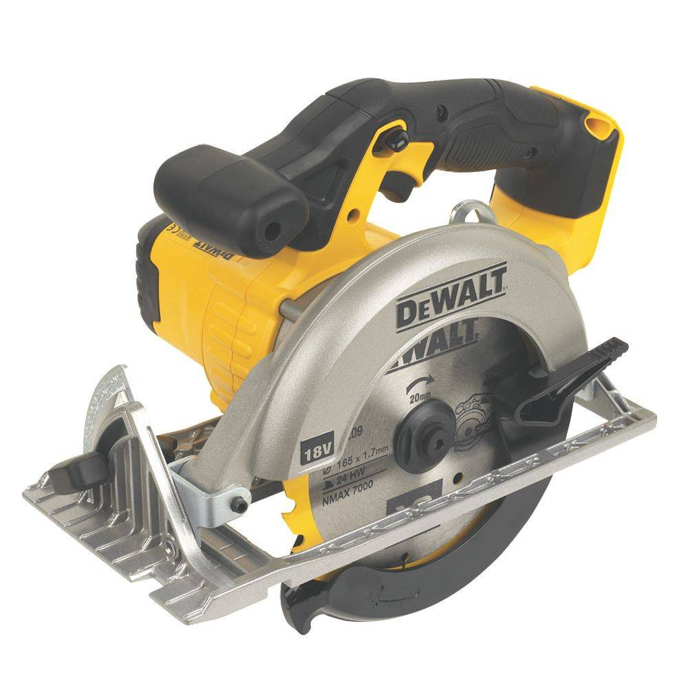 DeWalt DCS391 XR 165mm Circular Cordless Saw 18V - Bare