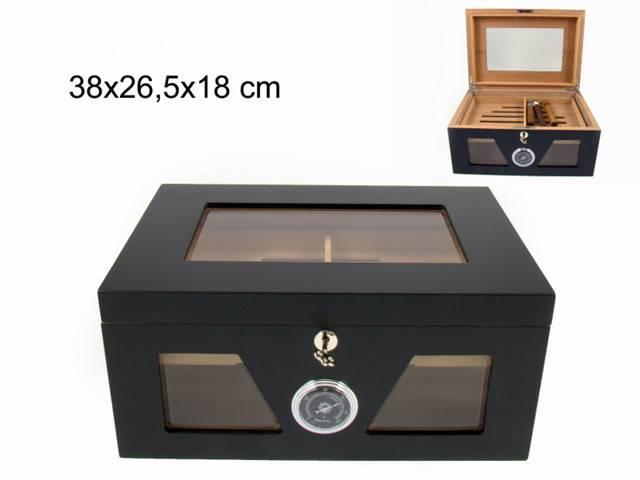 Factory offering spanish cidar wooden cabinet cigar box