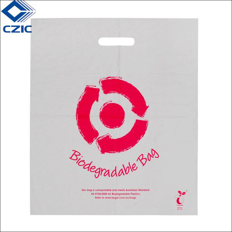 CZIC PBAT PLA Alloy Materials / CZIC Biodegradable bag