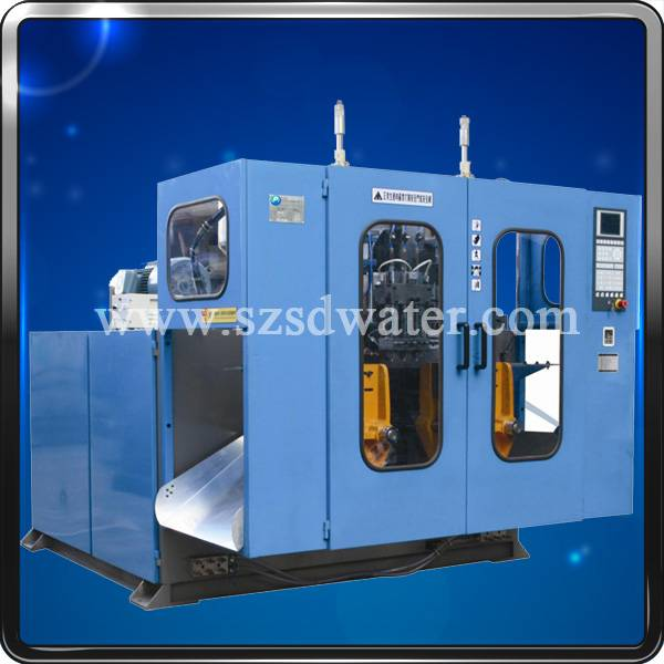 High quality plastic bottle extrusion blow molding equipment  SD-60-DY-P