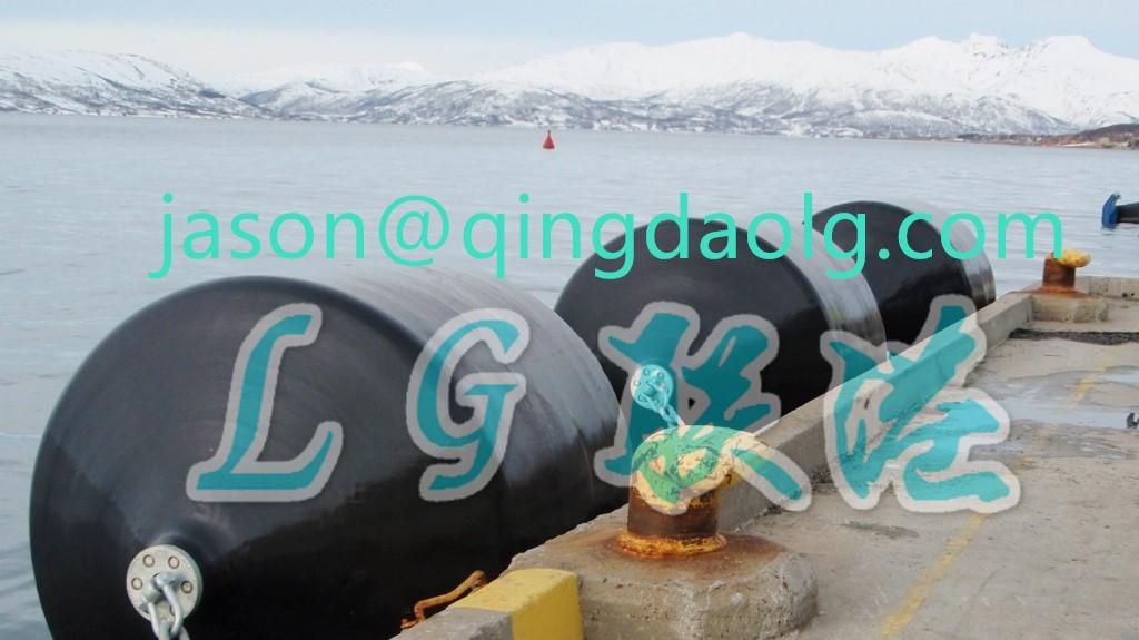 Polyurethane foam fender marine ship foam fender made in China